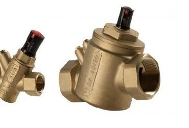 R206A  Dynamic balancing valves (Giacomini)