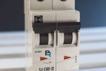 Miniature Circuit Breakers mMCCB-2 pole
