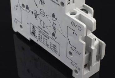 Auxiliary Switch ZP-AHK, ZP-IHK, ZP-WHK;